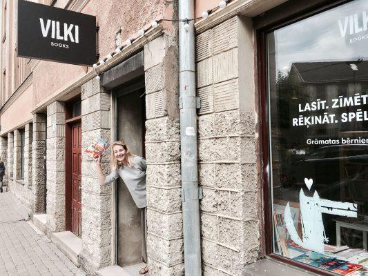 Vilkibooks 1