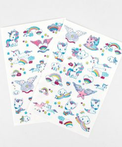 djeco-unicorn-tattoo-two-sheets-girl-boy-party-birthday-djeco-present-800×800