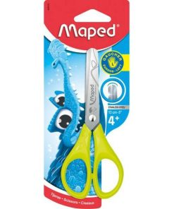 Maped-Essential-Pulse-Left-Hand-Scissors-13cm-464310